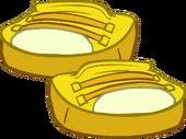 GoldenSneakers