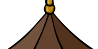 Puffle Tent