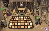 Night Club rave Brown