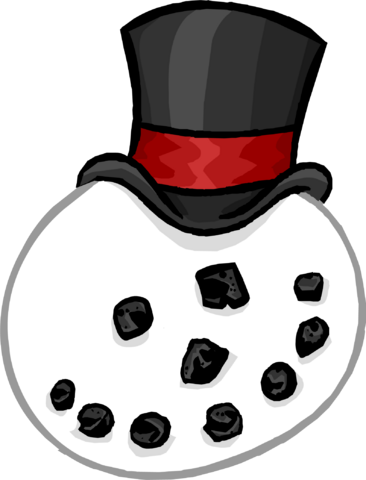 File:SnowmanHead.png