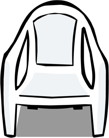 File:WhitePlasticChair1.png