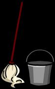 Mop & Bucket sprite 003