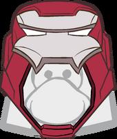 Silver Centurion Helmet clothing icon ID 1575