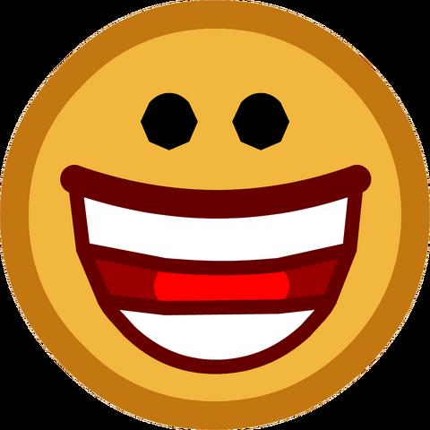 File:Laugh Emoticon Button Down.png