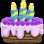 Supplies Birthday Cake icon