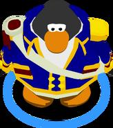 Admirals Coat in-game