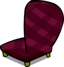 Burgundy Chair sprite 004