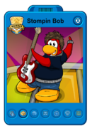 Stompin Bob Playercard New