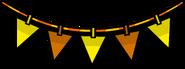 Orange Triangle Pennants sprite 001