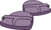 Strapped Sandals icon