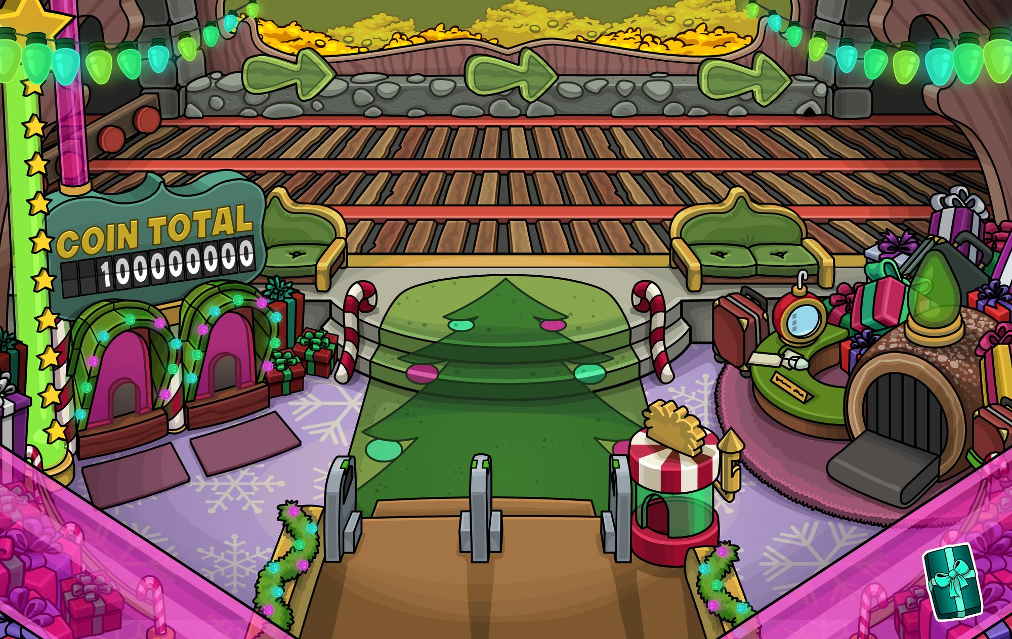train station club penguin wiki fandom powered by wikia