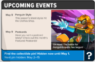 Upcoming Events 392