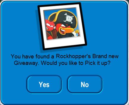 File:Rockhopper's brand new giveaway pick up.jpg