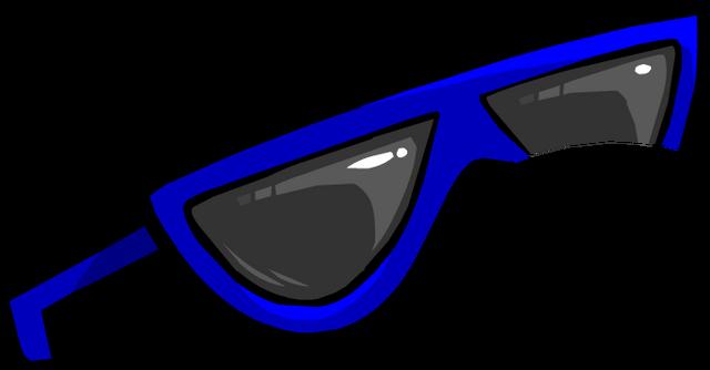 File:Blue Sunglasses6.png