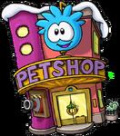 PuffleParty2013PetShopExterior