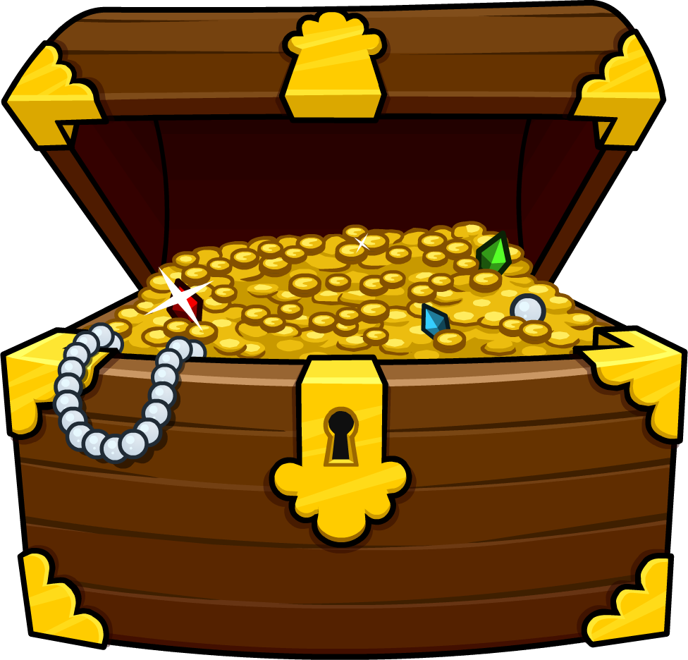 Image Treasure Chest Costume Icon Png Club Penguin
