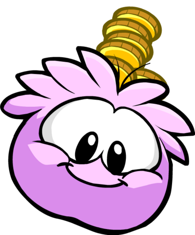 File:Pink PuffleCoin.png
