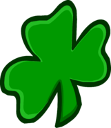 Green Clover sprite 001
