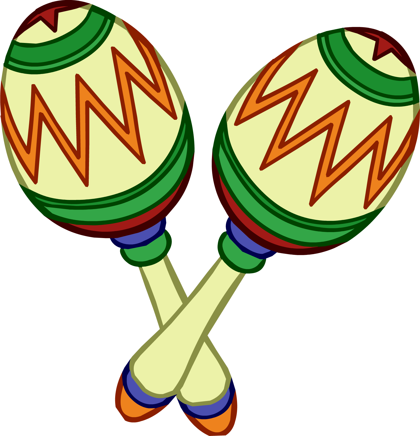 Http Clubpenguin Wikia Com Wiki Mexican Maracas