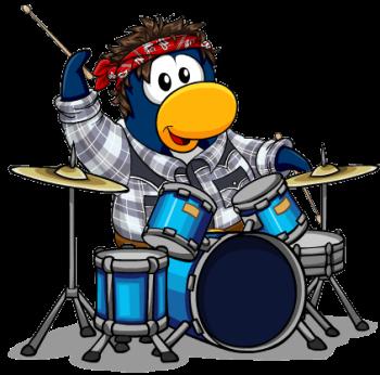 G Club Penguin Wiki Penguin Band Makover G Billy 2