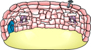 Deluxe Candy Igloo (in-game)