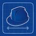 Blueprint Hardest Hat icon