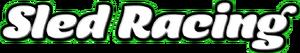 Sled Racing Logo