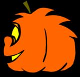 Puffle Jack-O-Lantern sprite 003