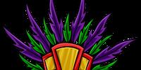 Tiki Tiki Headdress