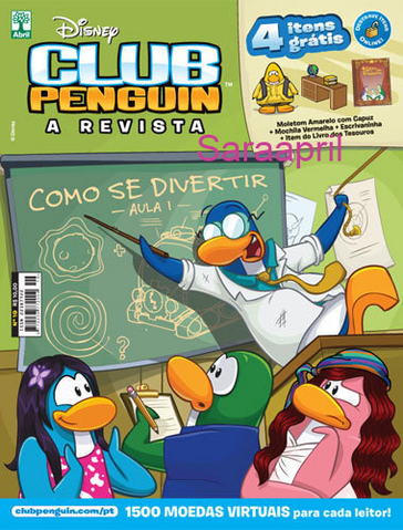 File:ClubPenguin A Revista 19th Edition.png