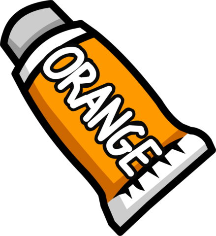 File:Orange Face Paint icon.png