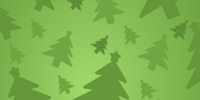 Evergreen Trees Background