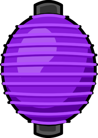 File:Purple Paper Lantern.png
