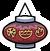 Dojo Lantern Pin
