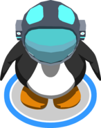 EPF Space Helmet in-game