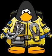 EVA Space Suit PC