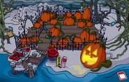 Halloween Party 2012 Dock