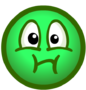 CPNext Emoticon - Sick Face