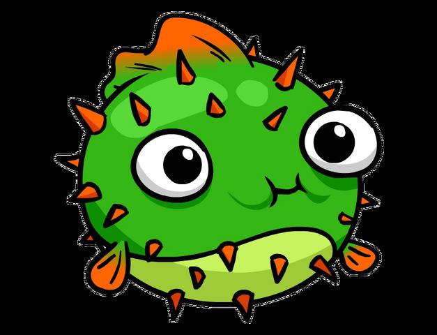 File:Puffer Fish Pin Logo.PNG