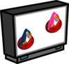 Big Screen TV sprite 025