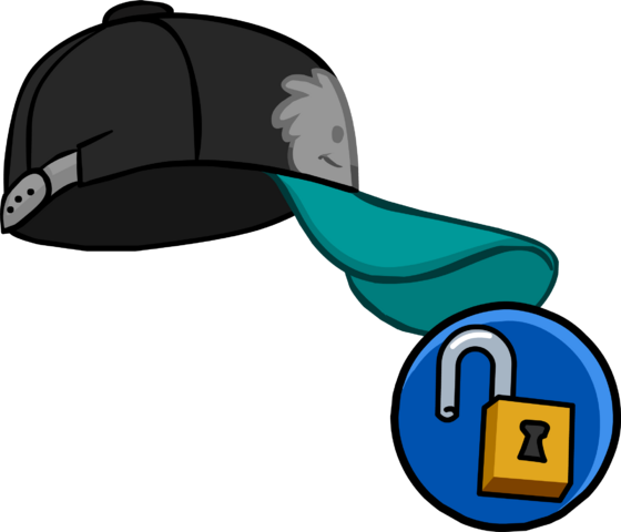 File:Puffle Ball Cap clothing icon ID 11561.png