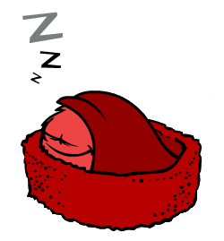 File:Red Puffle sleeping 2 (Wikia).png