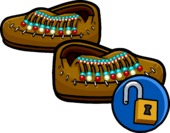 BeadedSlippers