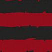 Fabric Stripes Red Black icon
