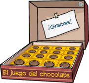 Box of Chocolates full award es