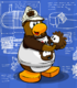 Inventive Brown Puffle card image