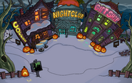 Halloween Party 2011 Town