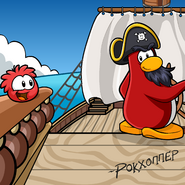 Rockhopper Background (ID 9019) photo ru