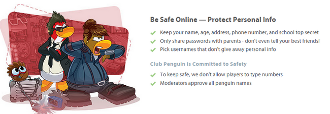 Be Safe Aisle