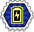 Energy 9999 stamp